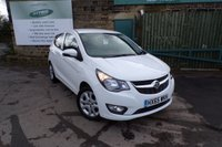 USED 2015 65 VAUXHALL VIVA 1.0 SE AC 5d 74 BHP One Former Owner ONLY 16,000 Miles Full Vauhall Service History