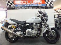 USED 2009 59 YAMAHA XJR1300 SP ONLY 15,000 MILES WITH FSH!!!