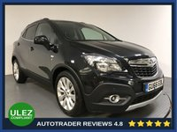 USED 2016 66 VAUXHALL MOKKA 1.4 SE 5d AUTO 138 BHP FULL HISTORY - 1 OWNER - PARKING SENSORS - LEATHER - AIR CON - BLUETOOTH - DAB RADIO -CRUISE - PRIVACY