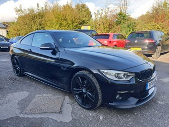 2014 BMW 4 SERIES 2.0 420D XDRIVE M SPORT 2d AUTO 181 BHP £SOLD