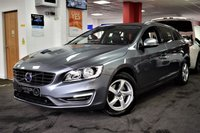 USED 2016 16 VOLVO V60 2.0 D2 BUSINESS EDITION 5d 118 BHP