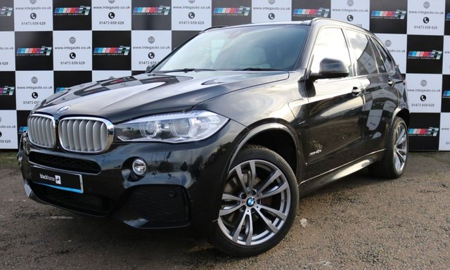 2016 16 BMW X5 2.0 XDRIVE40E M SPORT 5d AUTO 309 BHP