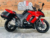 USED 2015 65 KAWASAKI Z1000SX ZX1000 LFF Colour Coded Panniers