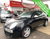 USED 2009 09 ALFA ROMEO MITO 1.4 VELOCE T 120 BHP *ONLY 60,000 MILES*