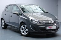 "USED 2013 63 VAUXHALL CORSA 1.2 SXI AC 5d 83 BHP 16""ALLOY+PRIV GLASS+CRUISE CONTROL+AIR CON"