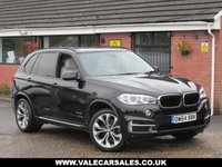 2015 BMW X5 3.0 XDRIVE30D SE 7 SEATS (£11,405 OF OPTIONAL EXTRAS) AUTO  5dr £24990.00