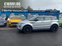 USED 2011 61 LAND ROVER RANGE ROVER EVOQUE 2.2 SD4 DYNAMIC LUX 5d AUTO 190 BHP Just Arrived, Awaiting Preparation! New MOT & Service Before Handover