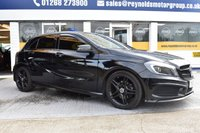 USED 2013 63 MERCEDES-BENZ A CLASS 1.8 A200 CDI BLUEEFFICIENCY AMG SPORT 5d 136 BHP THE CAR FINANCE SPECIALIST