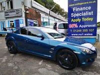 2006 MAZDA RX-8 2.6 EVOLVE 4d 228 BHP, only 73000 miles £1995.00