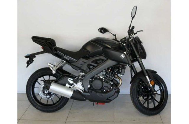 View our YAMAHA MT-125