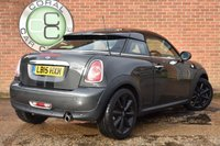 USED 2015 15 MINI COUPE 1.6 COOPER 2d 120 BHP WE OFFER FINANCE ON THIS CAR