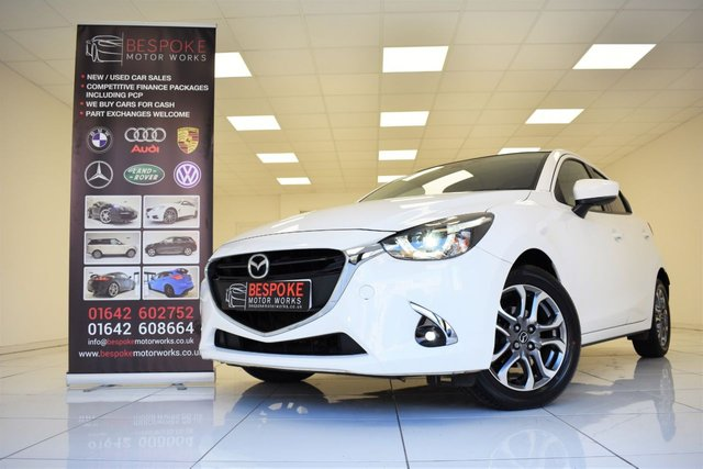 2018 18 MAZDA 2 1.5 GT SPORT NAV PLUS 5 DOOR