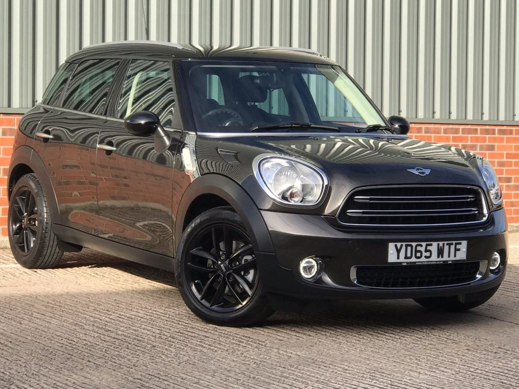 USED 2015 65 MINI COUNTRYMAN 1.6 COOPER D 5d 112 BHP CHILLI PACK FANTASTIC EXAMPLE WITH HIGH SPECIFICATION