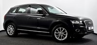 USED 2014 14 AUDI Q5 2.0 TDI SE S Tronic quattro (s/s) 5dr Nappa Leather, B/Tooth, DAB ++