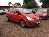 USED 2011 11 VAUXHALL CORSA 1.2 EXCITE AC 5d 83 BHP GREAT LOW MILEAGE EXAMPLE WITH FULL SERVICE HISTORY