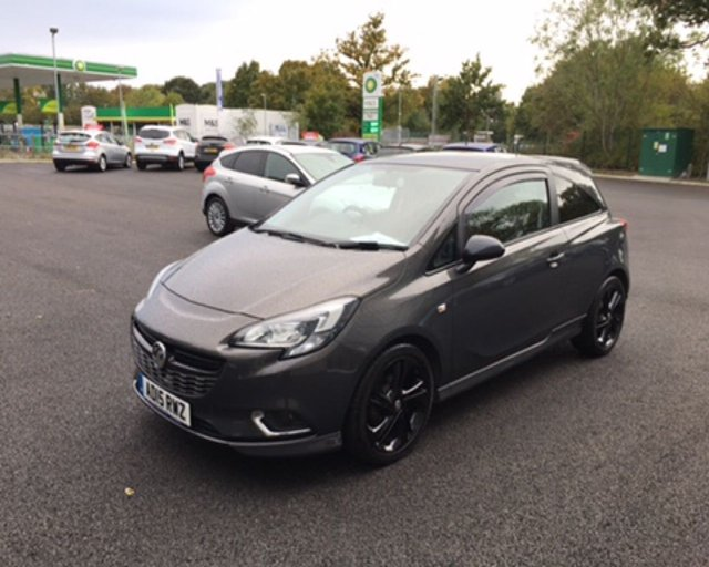 2015 15 VAUXHALL CORSA 1.2 LIMITED EDITION 3dr