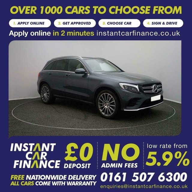 View our MERCEDES-BENZ GLC