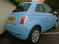 USED 2013 13 FIAT 500 1.2 POP 3d 69 BHP GUARANTEED TO BEAT ANY 'WE BUY ANY CAR' VALUATION ON YOUR PART EXCHANGE