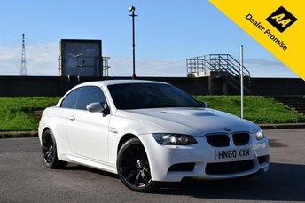 2010 BMW M3 4.0 M3 2d AUTO 415 BHP £17248.00
