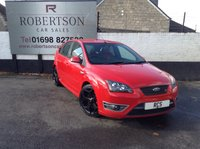 2007 FORD FOCUS 2.5 ST-2 5dr £4480.00
