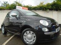 2011 FIAT 500 1.2 POP 3d 69 BHP £3999.00