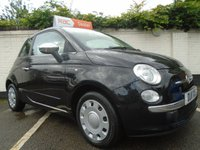USED 2011 11 FIAT 500 1.2 POP 3d 69 BHP GUARANTEED TO BEAT ANY 'WE BUY ANY CAR' VALUATION ON YOUR PART EXCHANGE