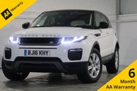 USED 2016 16 LAND ROVER RANGE ROVER EVOQUE 2.0 ED4 SE TECH 5d 148 BHP PANORAMIC ROOF ELECTRIC FRONT SEATS NAVIGATION