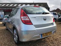 USED 2010 60 HYUNDAI I30 1.6 PREMIUM CRDI 5d 113 BHP REAR PARKING SENSORS: