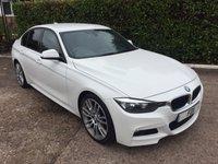 2013 BMW 3 SERIES 2.0 318D M SPORT 4d 141 BHP £7975.00