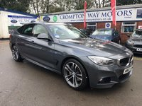 USED 2013 63 BMW 3 SERIES 3.0 335I M SPORT GRAN TURISMO 5d 302 BHP 0%  FINANCE AVAILABLE ON THIS CAR PLEASE CALL 01204 393 181