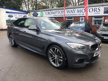 2013 BMW 3 SERIES 3.0 335I M SPORT GRAN TURISMO 5d 302 BHP £15750.00