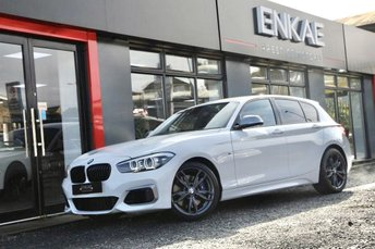 2019 BMW 1 SERIES 3.0 M140I SHADOW EDITION 5d AUTO 335 BHP £25995.00