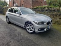2019 BMW 1 SERIES 1.5 116D SE BUSINESS 5d AUTO 114 BHP £15200.00