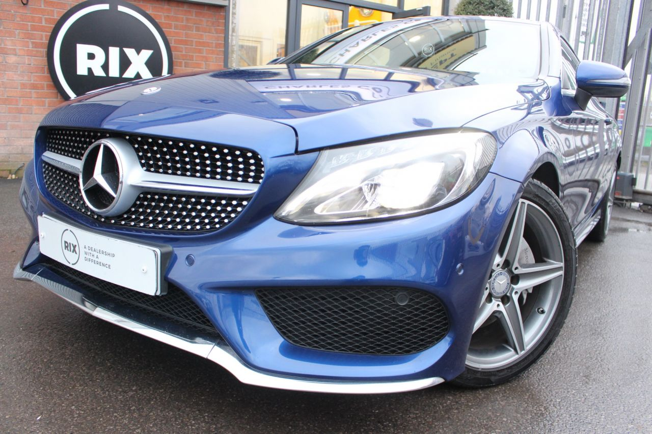 Used MERCEDES-BENZ C-CLASSfor sale