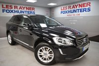 USED 2014 64 VOLVO XC60 2.0 D4 SE LUX 5d AUTO 178 BHP Full Dealer history, 1 Owner, Full Leather,Bi- Xenons