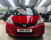 USED 2014 14 HONDA JAZZ 1.2 I-VTEC S 5 DOOR with only 33000 miles and full service history