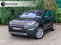 USED 2017 LAND ROVER DISCOVERY SPORT 2.0 SI4 HSE LUXURY 5d 240 BHP VAT QUALIFYING