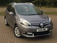 USED 2016 16 RENAULT GRAND SCENIC 1.6 DYNAMIQUE NAV DCI 5d 130 BHP