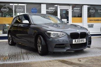 2013 BMW 1 SERIES 3.0 M135I 5d AUTO 316 BHP £13999.00