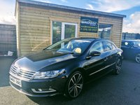 USED 2012 62 VOLKSWAGEN CC 2.0 GT TDI BLUEMOTION TECHNOLOGY 4d 138 BHP ****FINANCE AVAILABLE****