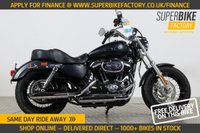 USED 2014 64 HARLEY-DAVIDSON SPORTSTER 1200 CUSTOM LTD XL CB ALL TYPES OF CREDIT ACCEPTED GOOD & BAD CREDIT ACCEPTED, 1000+ BIKES IN STOCK