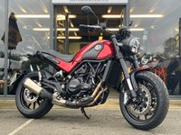 USED 2019 19 BENELLI LEONCINO 500 ABS