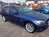 USED 2009 09 BMW 3 SERIES 2.0 320D SE TOURING 5d 175 BHP
