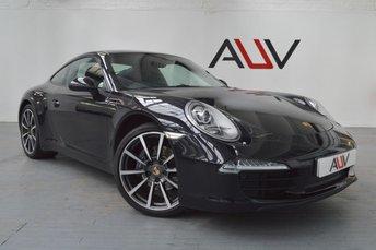 2012 PORSCHE 911 3.4 CARRERA PDK 2d AUTO 350 BHP £45950.00