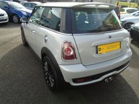 USED 2012 62 MINI COOPER SD 2.0 SD (Sport Chili) 3d - FULL LEATHER + BEST COLOUR