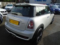 USED 2012 62 MINI HATCH COOPER 2.0 SD COOPER [141] 3d + FULL LEATHER