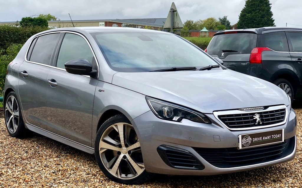 USED 2016 16 PEUGEOT 308 2.0 BLUE HDI S/S GT 5d AUTO 180 BHP ***FULL DEALER HISTORY***