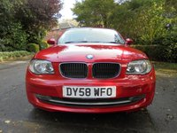 USED 2008 58 BMW 1 SERIES 1.6 116I EDITION ES 5d 121 BHP SUPPLIED WITH 12 MONTHS MOT