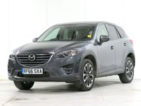 USED 2016 66 MAZDA CX-5 2.2 D SPORT NAV 5d 148 BHP NAV CAMERA FSH JUST-SERVICED