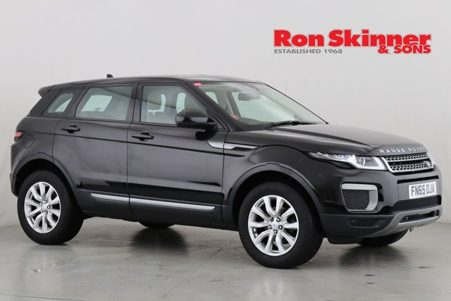 View our 2015 65 LAND ROVER RANGE ROVER EVOQUE 2.0 ED4 SE 5d 148 BHP